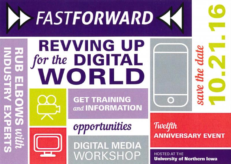 fast forward poster image