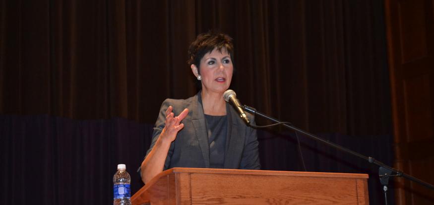 Mary Quass, Keynote Speaker